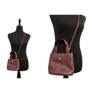Eitenne Aigner | Vintage 90's Brown Shoulder Bag